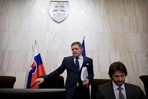 Premiér Fico podržal ministra Kaliňáka, aj keď k jeho zákonu prišlo vyše tisíc pripomienok.