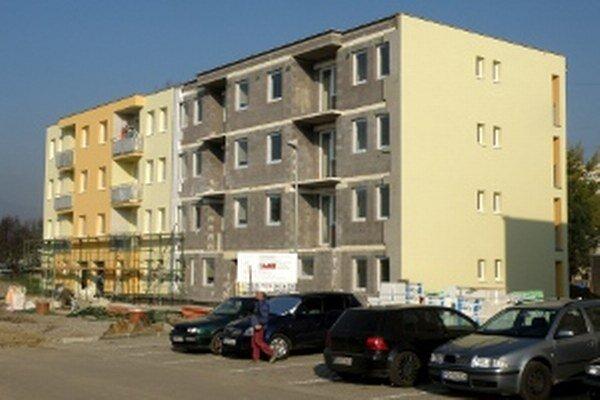 Bytovka má byť dokončená do konca tohto roka.