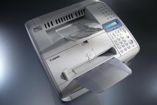 Jeden z možných víťazov policajnej súťaže, fax Canon L140 využíva toner FX10.