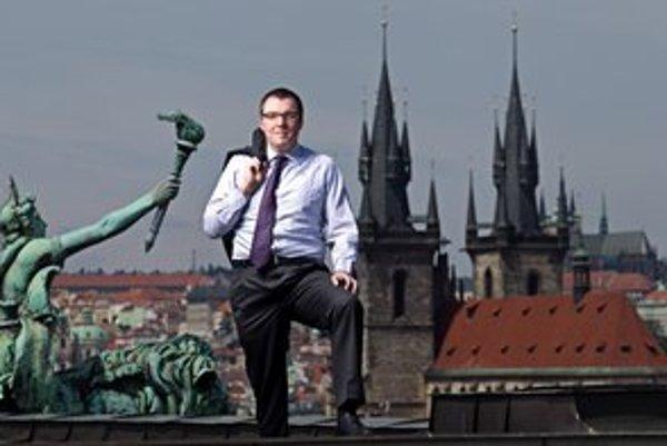 Bývalý guvernér Českej národnej banky Miroslav Singer