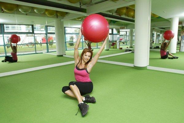 Cvičenie pomáha zvládať stres a civilizačné choroby.