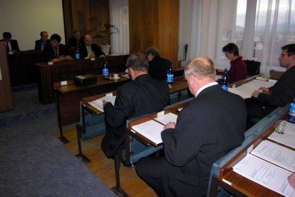 Zastupiteľstvo. V Starej Ľubovni sa vymení osem poslancov.