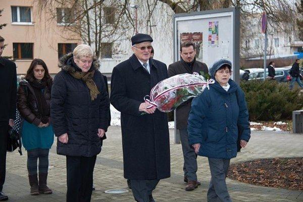 Výročie. V Starej Ľubovni si pripomínali 70 rokov od oslobodenia slávnostne.