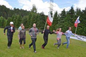 Visegrad maratón. Beh aj o slovensko-poľskom priateľstve.