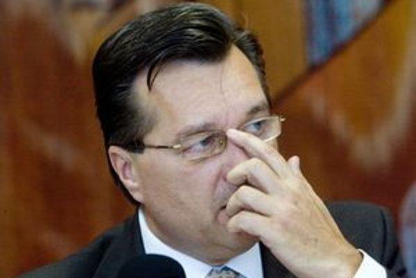 Bývalý šéf STV Štefan Nižňanský.