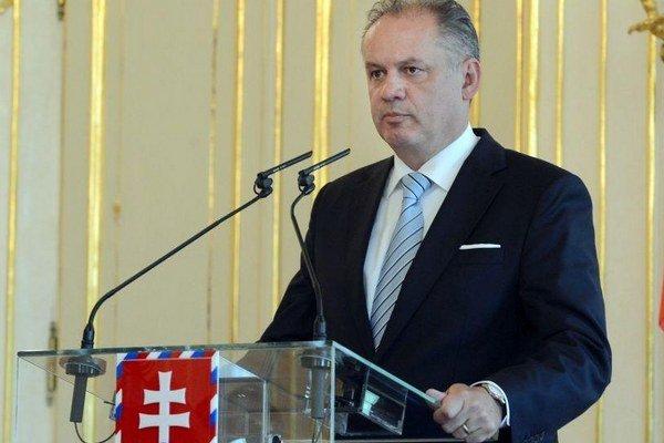 Prezident Andrej Kiska. Zavíta do Starej Ľubovne a Chmeľnice.