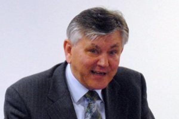 Riaditeľ Ekosu Anton Karniš.