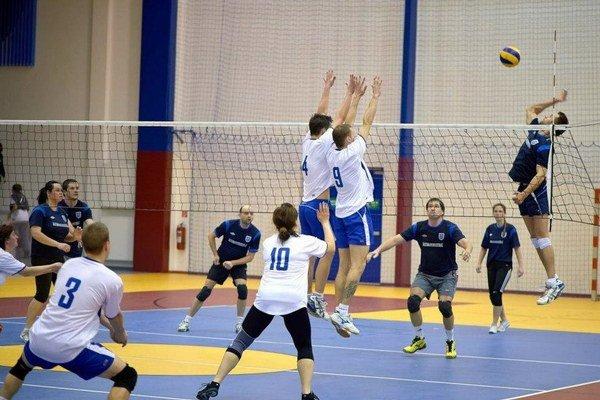 Finálový zápas ročníka 2012/2013 priniesol kvalitný volejbal.