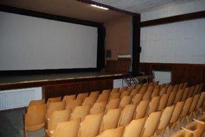 Kino Tatra. Koncom novembra v ňom bude festival filmov.