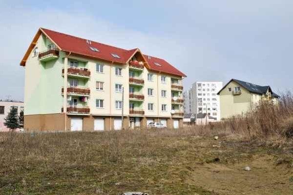Sídlisko sa môže rozrásť. K bytovkám pribudne v budúcnosti ďalšia.