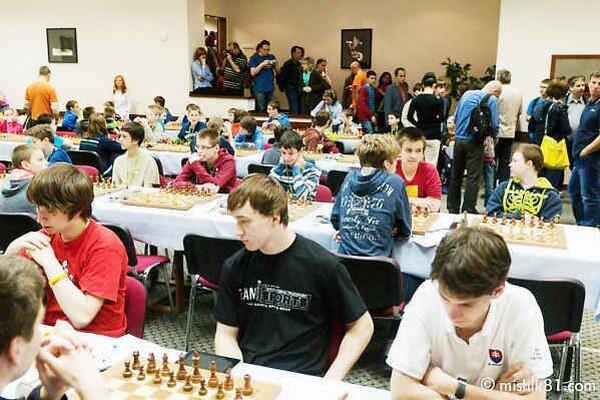 Vydarené podujatie. Majstrovstvá SR mládeže organizátori zvládli.