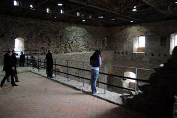 Renesančný palác. Vynovený je aj jeho interiér. Múzeum tu plánuje spoločenské programy.