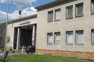 Nemocnica s poliklinikou Bojnice.