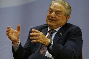 Známy finančník George Soros v roku 1992 potopil britskú libru. Teraz má mať prsty aj v oslabovaní eura.