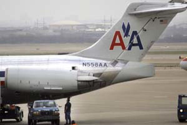 Stroje American Airlines ostali na zemi, pretože nepĺňali bezpečnostné normy.