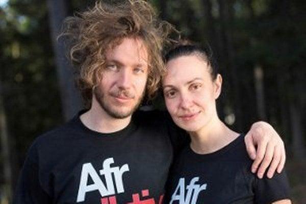 Autormi projektu sú Zuzana Halánová a Daniel Laurinc.