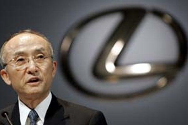 Najvyšší šéf Toyoty Kacuaki Watanabe sľúbil, že v roku 2009 vyrobia celosvetovo 10,4 milióna áut. Prekonajú tak absolútny rekord, ktorý dosiahol General Motors pred tridsiatimi rokmi.
