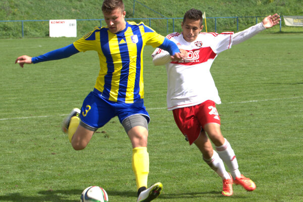Juniori Spartaka Trnava sa postupne prepadli až na samé dno.