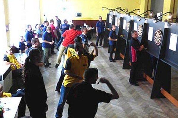 Šípkari súťažili v Podhoranoch.