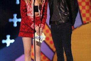 Chloe Grace Moretz na odovzdávaní Teen Choice Awards