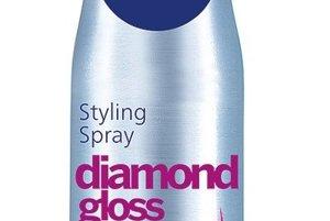 Lak na vlasy Diamond gloss pre silnú fixáciu s leskom, Nivea, 3,73 €