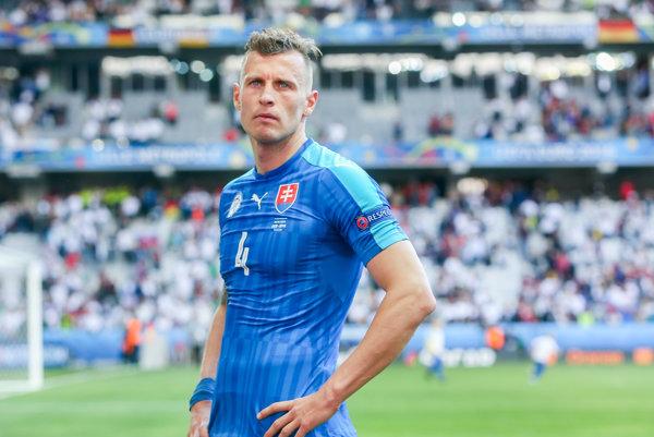 Celý zápas odohral aj Ján Ďurica.