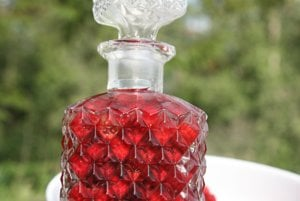 Malinový likér