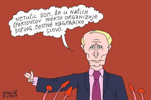 Putinovo čestné slovo (Sliacky)
