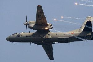 Lietadlo AN-32.
