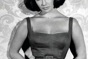Liz TaylorAmerická herečka Liz Taylor sa stala ikonou 50. rokov, jej štýlové vlny dodnes napodobňujú vlasoví stylisti.