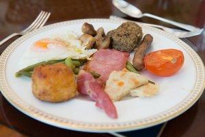 Veľké britské raňajky