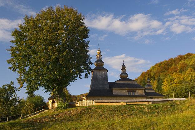 Gréckokatolícky kostol v obci Miroľa je jedným z 26, ktoré sa na severovýchode Slovenska nachádzajú.