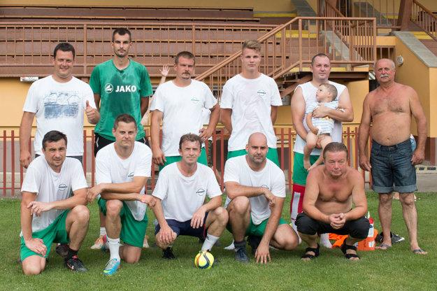 Víťazi futbalového turnaja