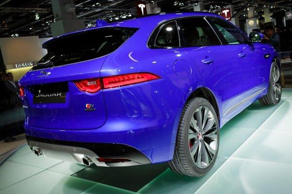 Pri Nitre postaví svoj závod automobilka Jaguar Land Rover.