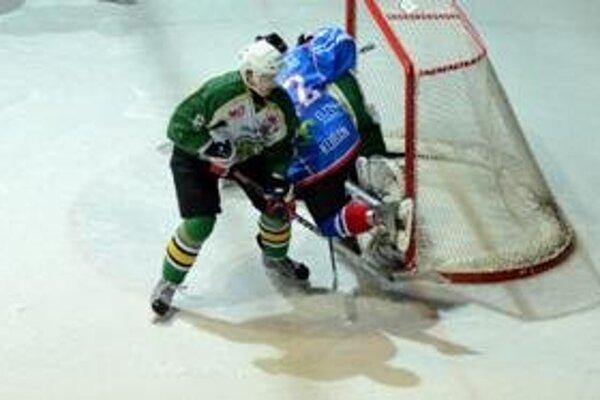 Na záver sezóny prehra MšHK Prievidza.