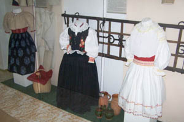 Návštevníci Hornonitrianskeho múzea v Prievidzi si môžu pozrieť aj stálu expozíciu s názvom Historiae superior Nitriensis.