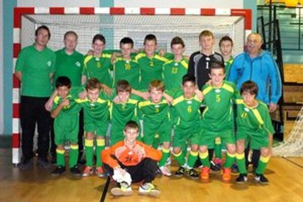Výberu mladých futbalistov sa v Nitre darilo.