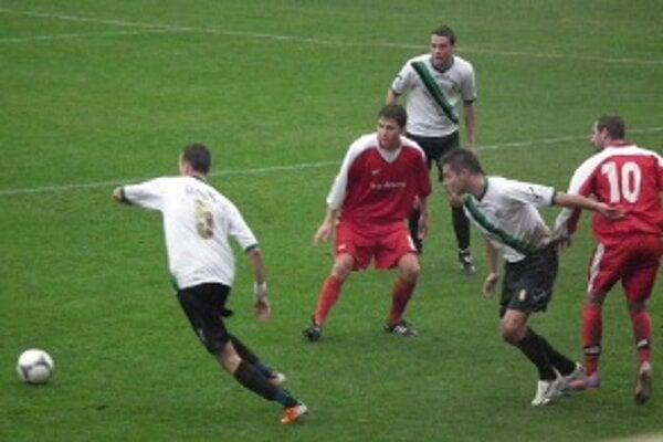 FC Baník HN – Lehota 1:0.