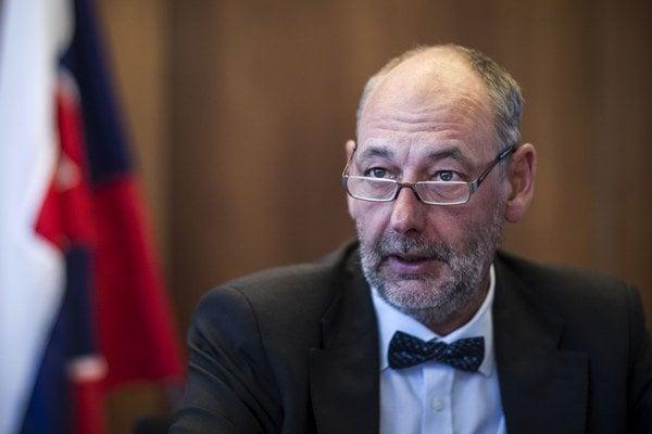 Exminister hospodárstva Tomáš Malatinský
