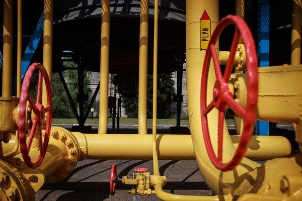 O cene plynu bude rozhodovať regulátor.