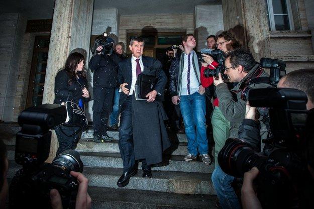 Andrej Babiš má peniaze, médiá aj politickú moc. Foto: SME – Tomáš Benedikovič