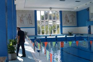 Banskoštiavnická plaváreň je aktuálne z technických príčin zatvorená.