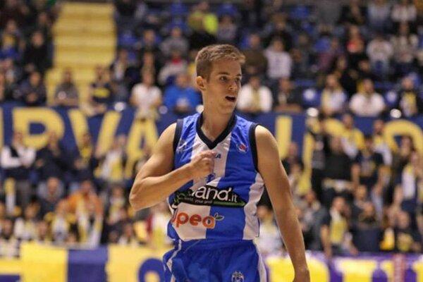 Basketbalový talent z Handlovej.