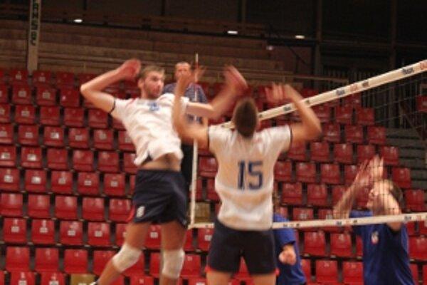 Ambíciou Stavbárov je stále postup do najvyššej volejbalovej súťaže.