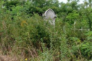 Cintorín po oprave vyzerá úplne inak.