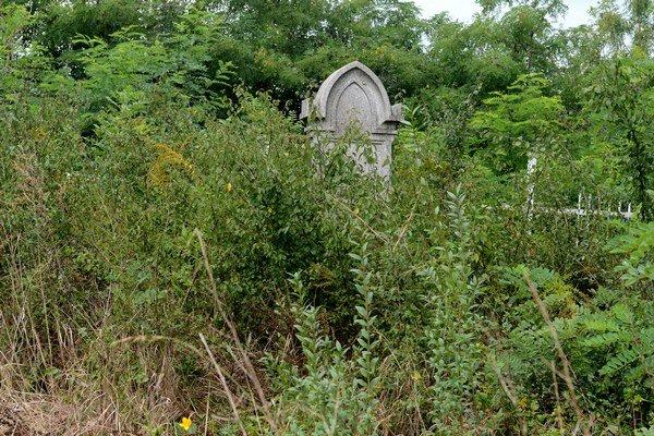 Mestské pohrebníctvo urobilo kontrolný výkop, ktorý vylúčil spodnú vodu. ILUSTRAČNÉ FOTO.