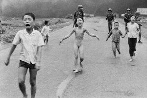 Fotografia, ktorá sa stala symbolom Vietnamskej vojny.