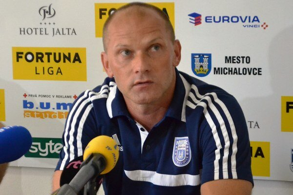Anton Šoltis. Nový michalovský kormidelník.