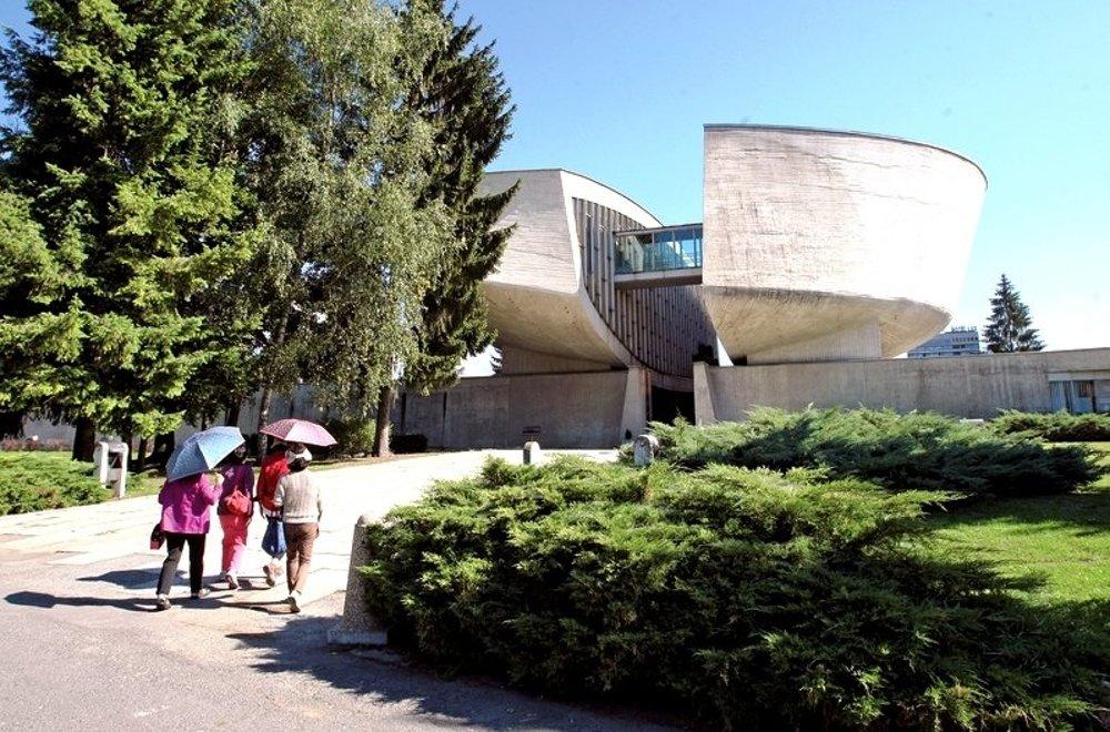 Múzeum Slovenského národného povstania v Banskej Bystrici