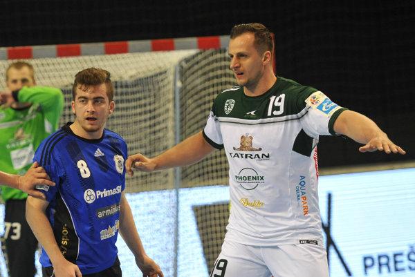 Radovan Pekár (vpravo).